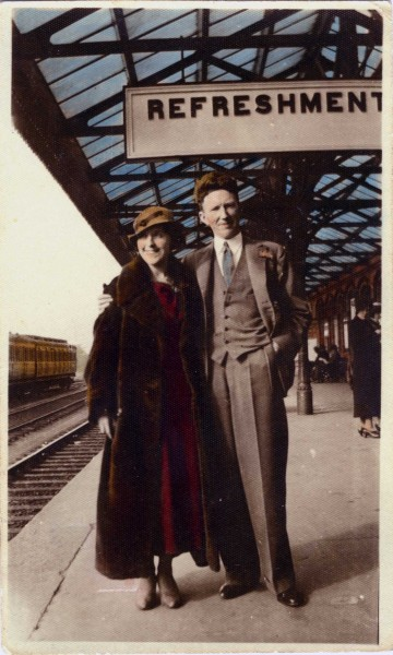 Train Station_Print