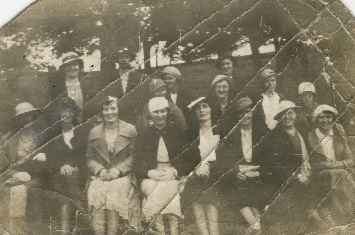 Clerkin // County Monaghan :: Group of women in England