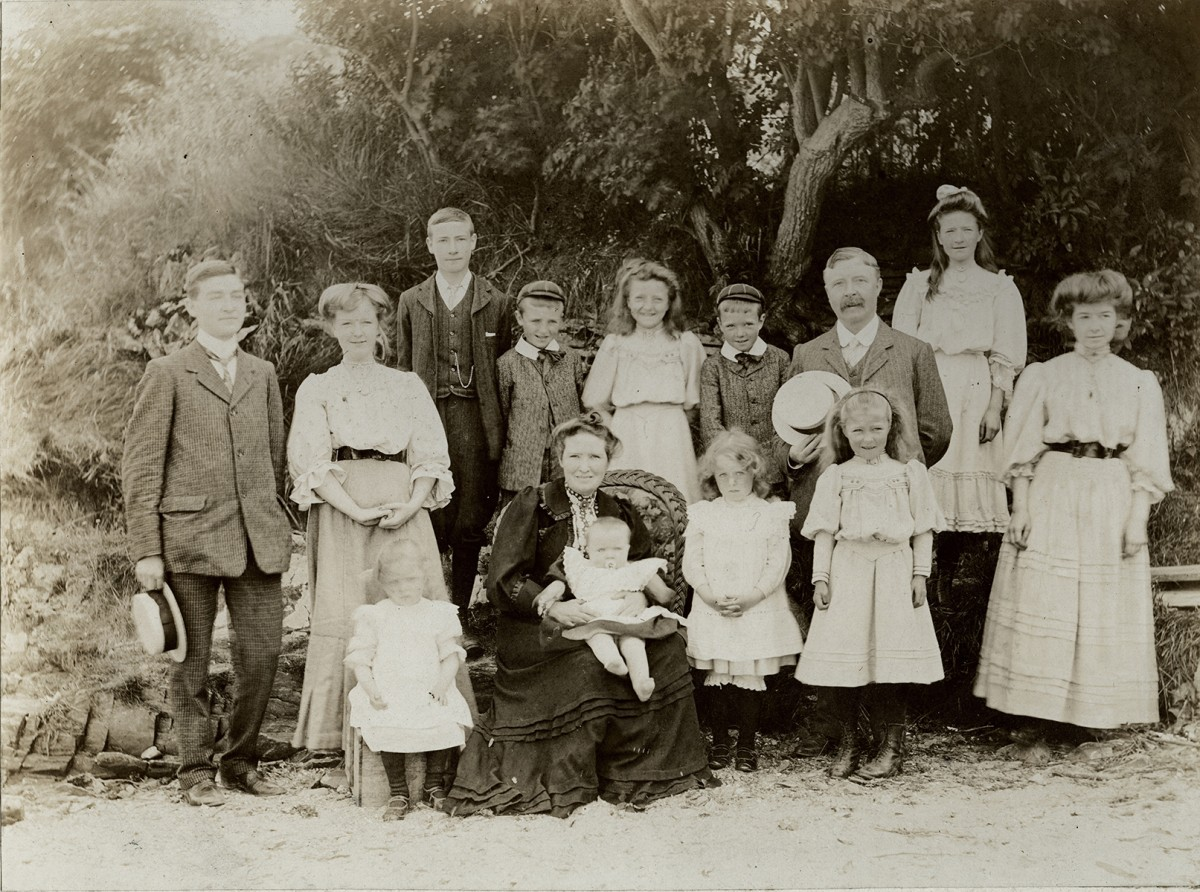 Johnston // County Louth :: Family Portrait, Dundalk, Co.Louth