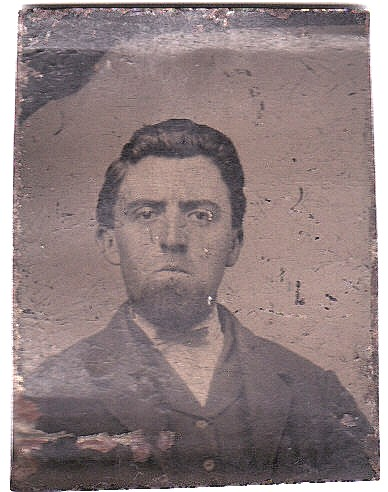 Beyers // USA :: Portrait - tin type