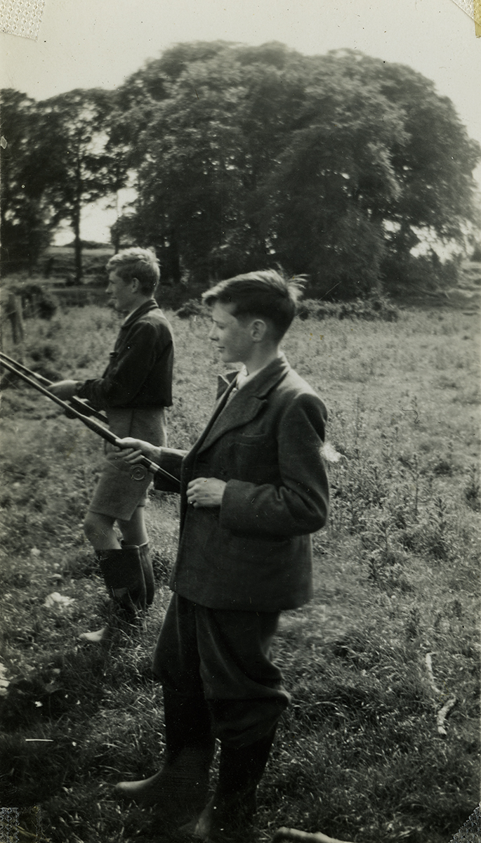 Gilroy  //  County Louth  :: Boys fishing