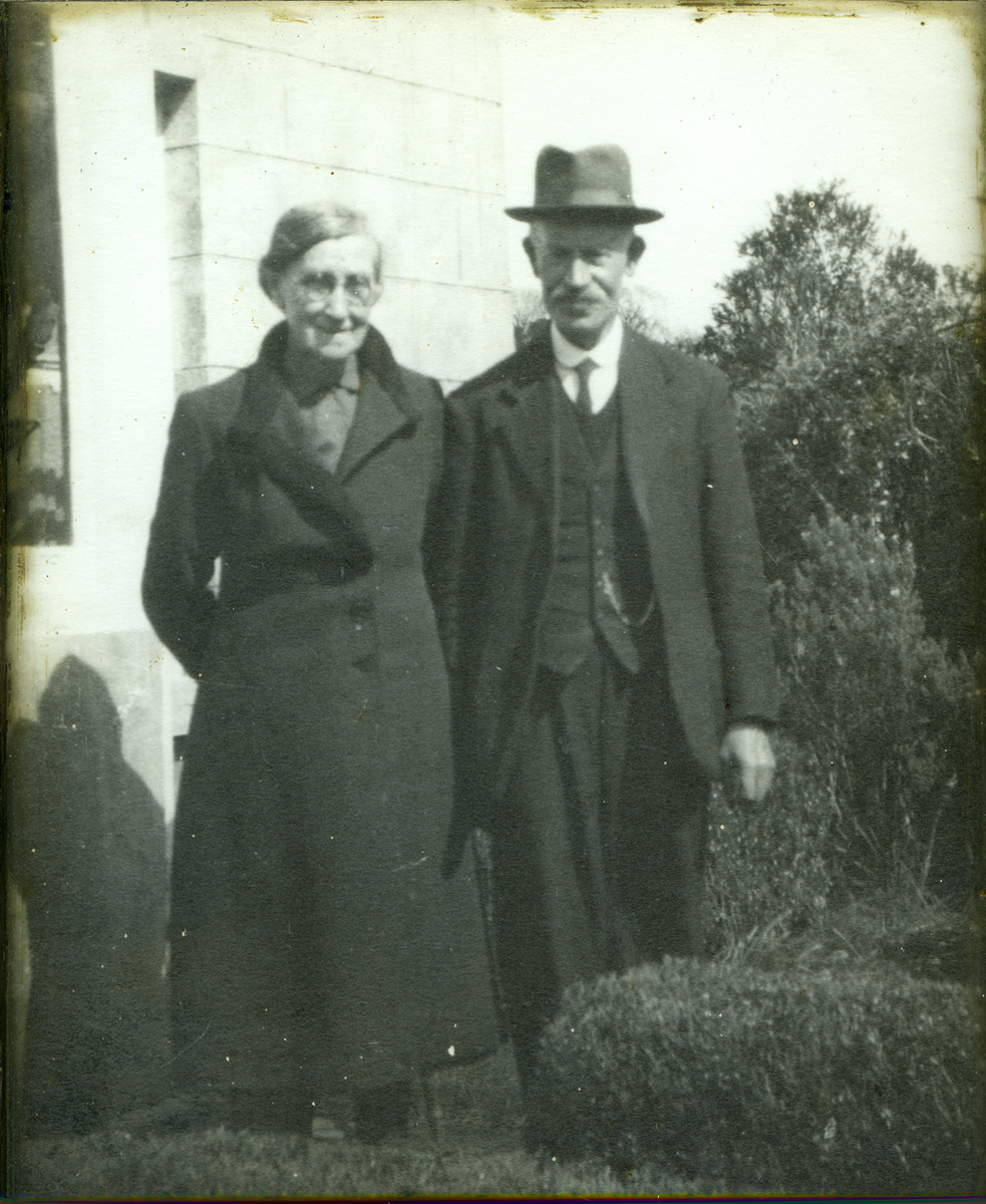 Fleming // County Cork :: Patrick and Annie Fleming in Béal na Blath