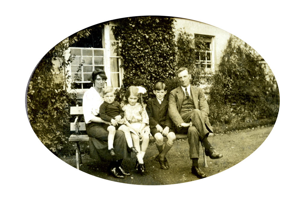 Knight // County Monaghan :: The Rectory Portadown, September 1923